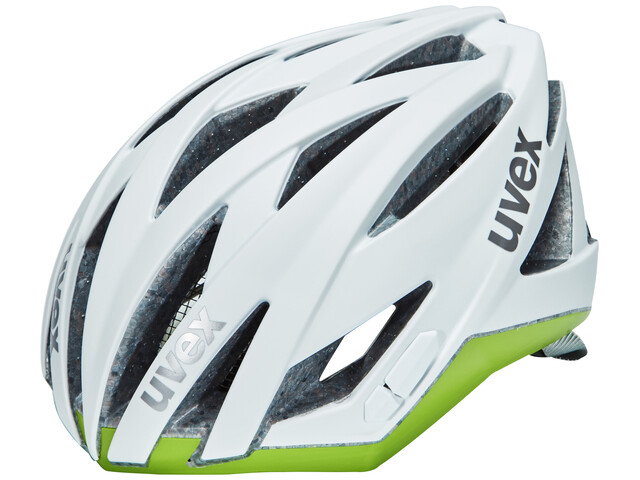 UVEX ultrasonic race Cykelhjelm Damer hvid